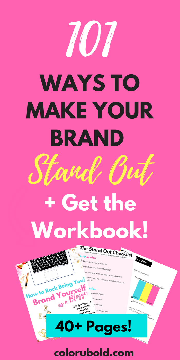 101 ways to make your blog stand out. Create a blog design you will love, social media that will get you raving fans, traffic, engagement and so much more!