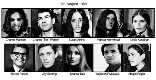 The Manson Family Blog Tate Labianca Murders Tlb
