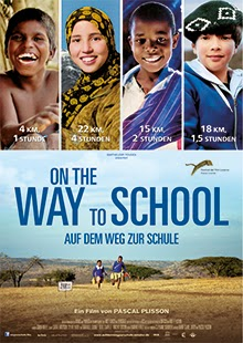 Sur le chemin de l'école - One way to school (2013) ταινιες online seires xrysoi greek subs