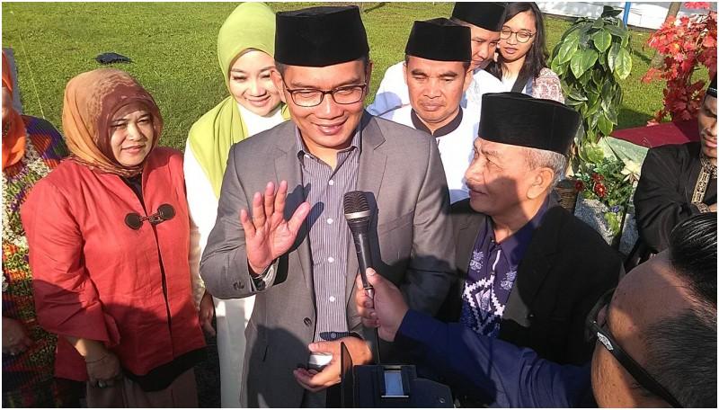 Ridwan Kamil angkat bicara soal kasus tak lulusnya siswa SMAN 4 Bandung