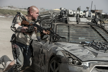 ELYSIUM Trailer - Deutsch German - 2013 Official Kino Film ... |Elysium Planet