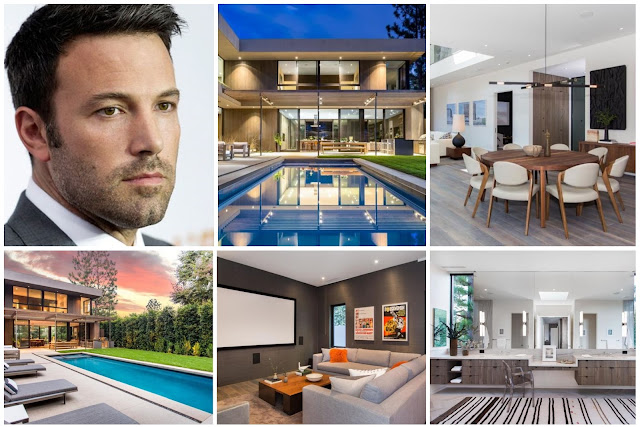 A Tour Inside The Star Ben Affleck's House