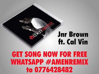 [feature]Jnr Brown - Amen (REMIX) (feat. Cal_Vin)