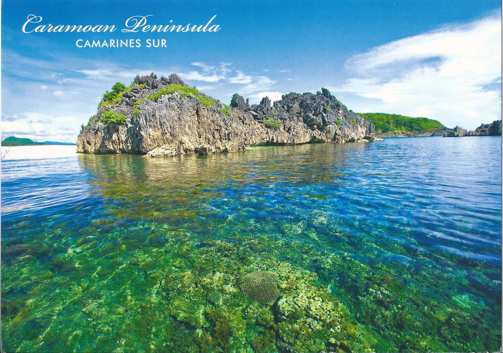 A Journey Of Postcards A Hidden Paradise From Philippines Lahos Island