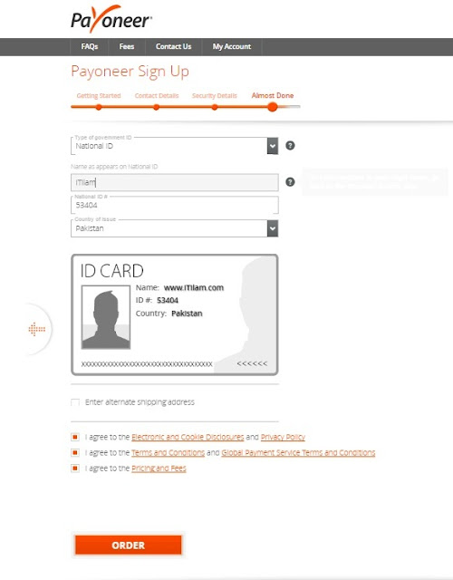 How to Withdraw Payoneer Funds to Bank in Pakistan