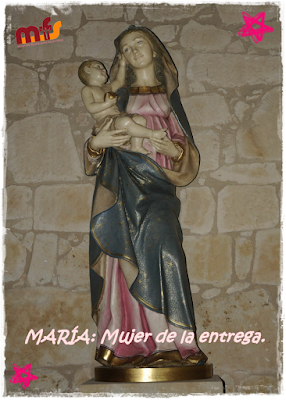 Maria: Mujer de la entrega.