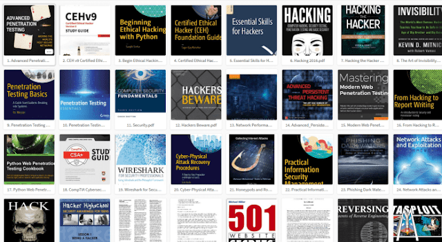 Hacking Free Ebooks Coleção 2018