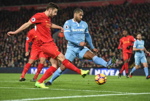 Update Skor! Liverpool 4-1 Stoke City Rabu 28 Des 2016
