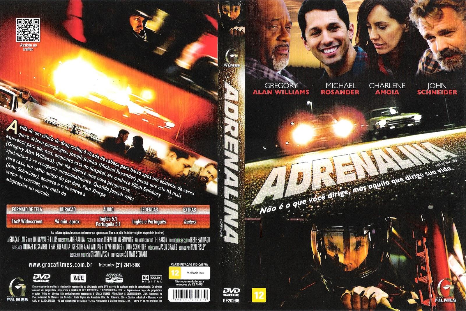 Resultado de imagem para filme cristão Adrenalina