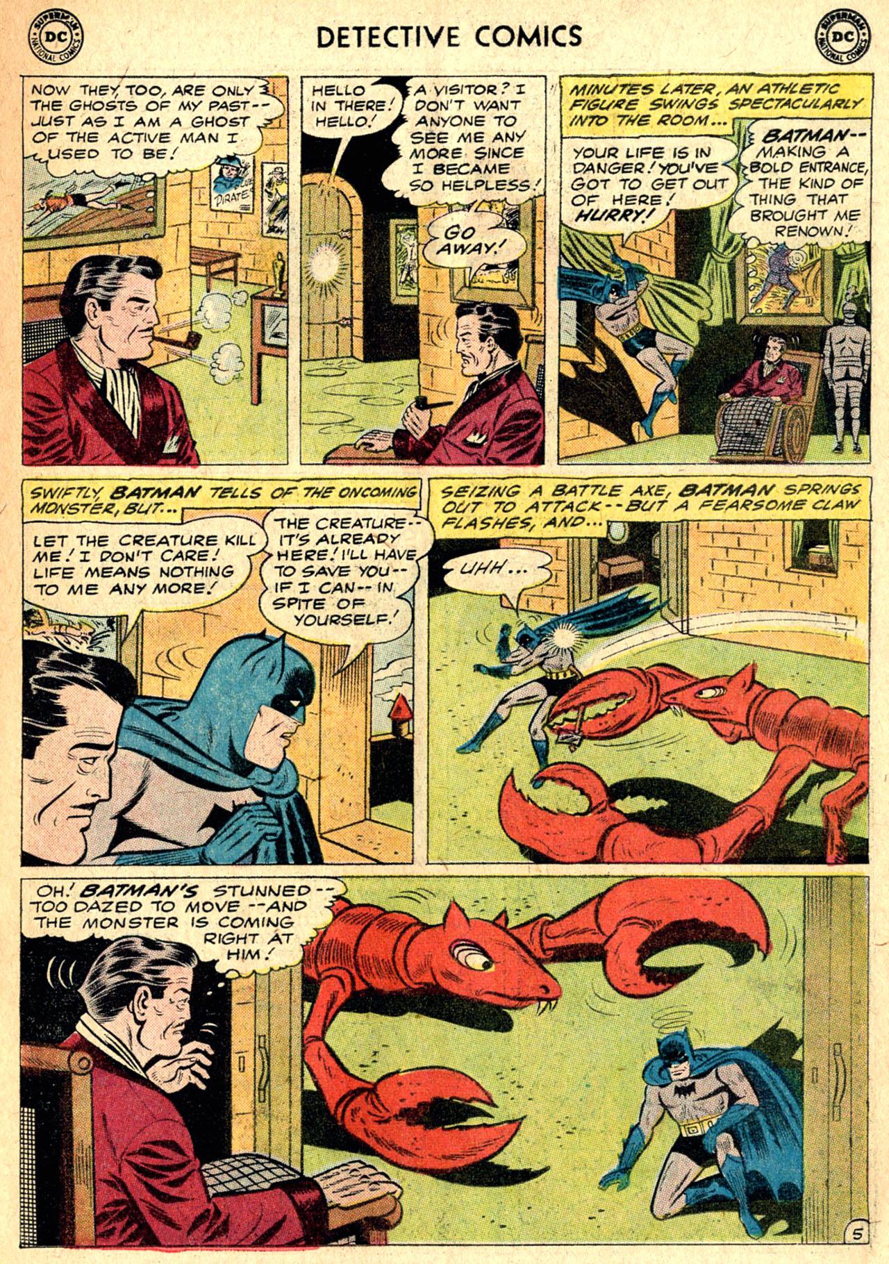 Detective Comics (1937) 288 Page 6