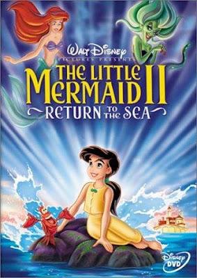 The Little Mermaid II Return To The Sea (2000) เงือกน้อยผจญภัย 2 ตอนวิมานรักใต้สมุทร