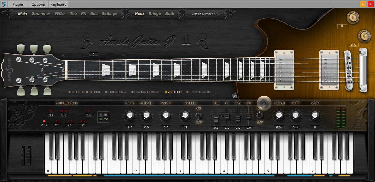 Ample Sound - AGG II v2.5.5 Full version