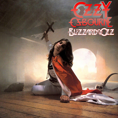 Blizzard of OZZ... Fuckin' OZZY