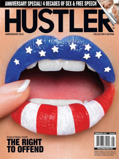 Revista Hustler USA-Aniversario 2015 PDF Digital