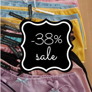 Bonboneva Lingerie sale 38% deal you can make 81% now