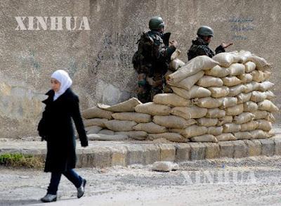 ဆီးရီးယား ႏုိင္ငံ ၿမိဳ႕ေတာ္ အေရွ႕ပိုင္း ေဒသအား အေျမာက္ျဖင့္ ပစ္ခတ္တိုက္ခိုက္သျဖင့္ အနည္းဆံုး လူ ၄ ဦး ေသဆံုး