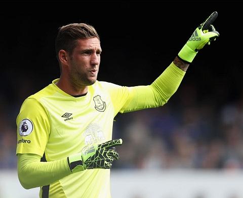 Stekelenburg vừa được Everton gia hạn hợp đồng cho đến tận tháng 6 năm 2020.