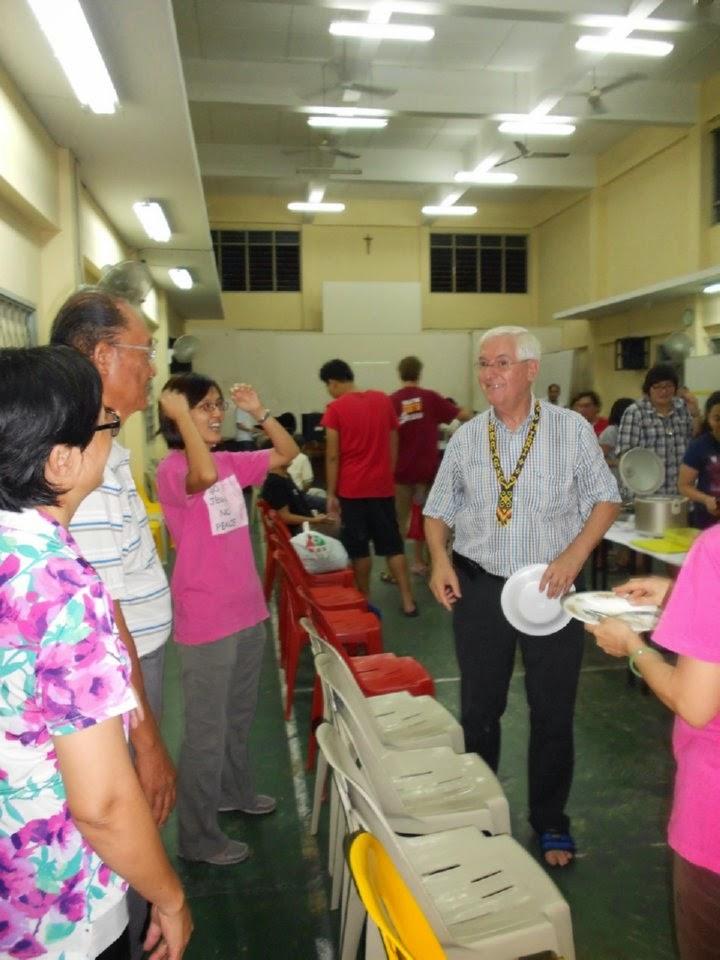 Group Prayer Meeting 19