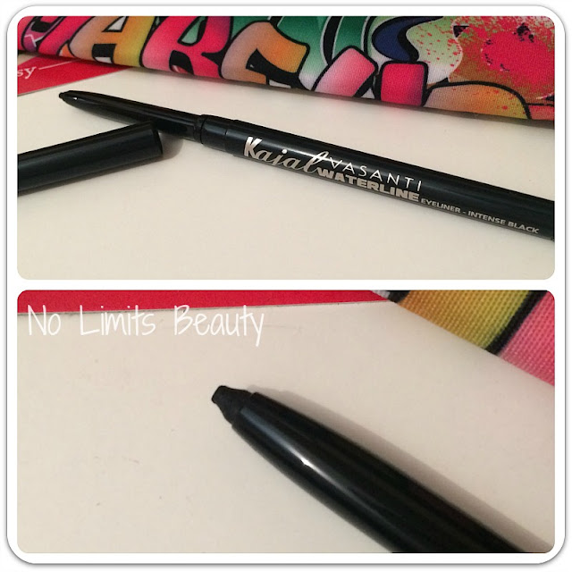 Ipsy Junio 2016 - Vasanti Kajal Waterline Eyeliner in Intense Black