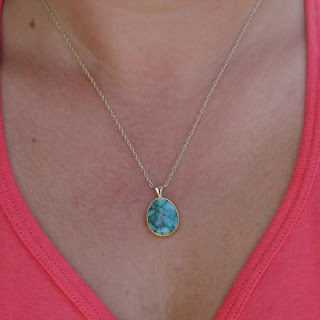 variscite necklace