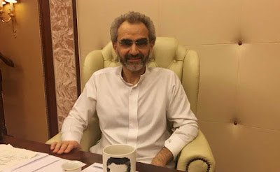 Saudi Billionaire Prince Alwaleed Released From Detention