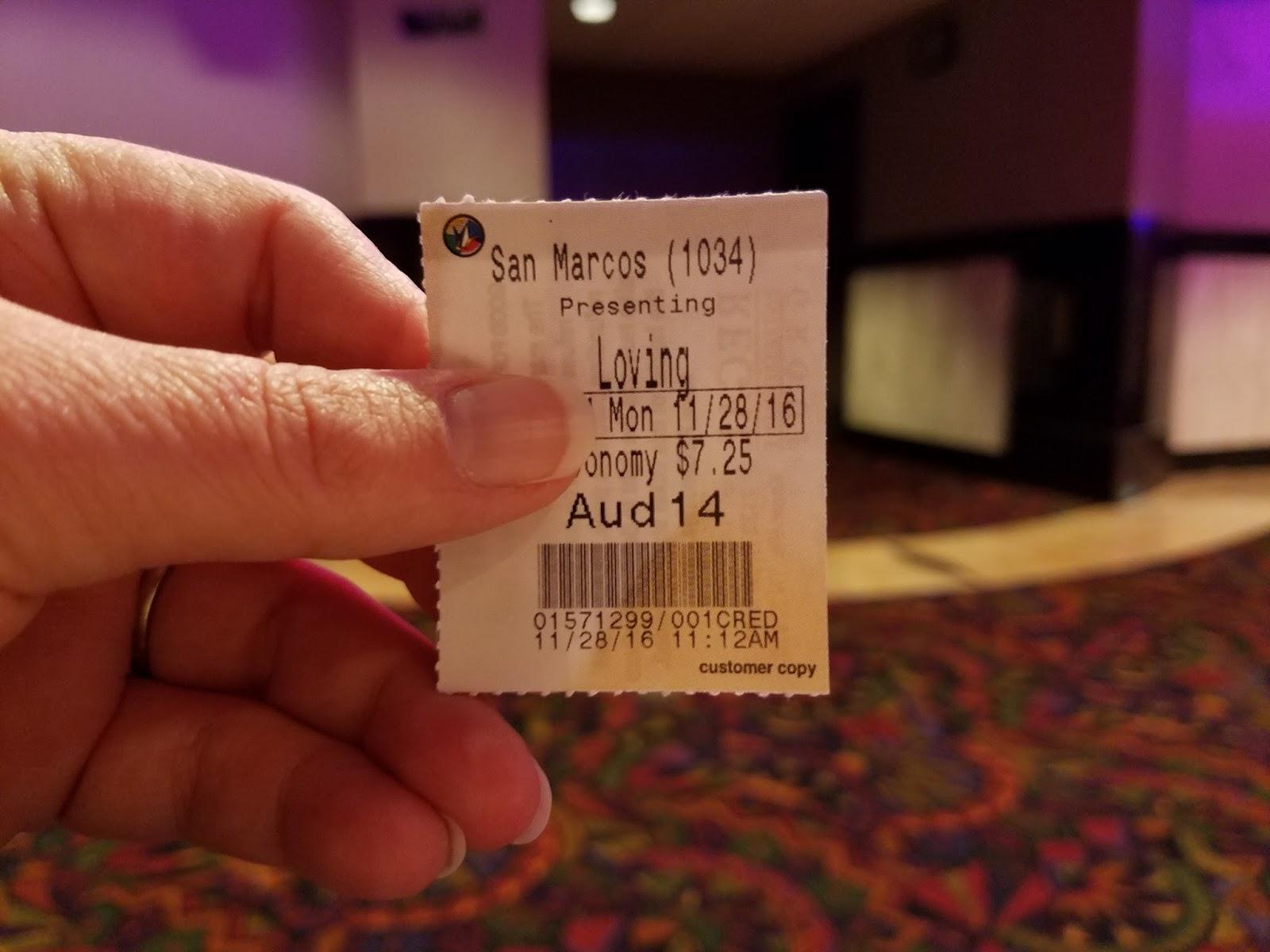 "Movie Review: ""Loving"" (2016)"