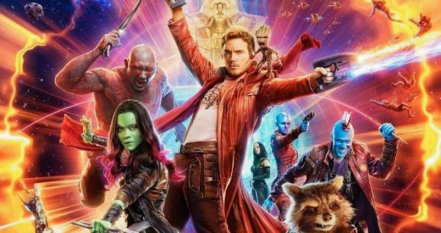 James Gunn confirma Guardianes de la Galaxia 3