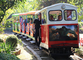 Wisata Taman Lalu Lintas Ade Suryani Bandung