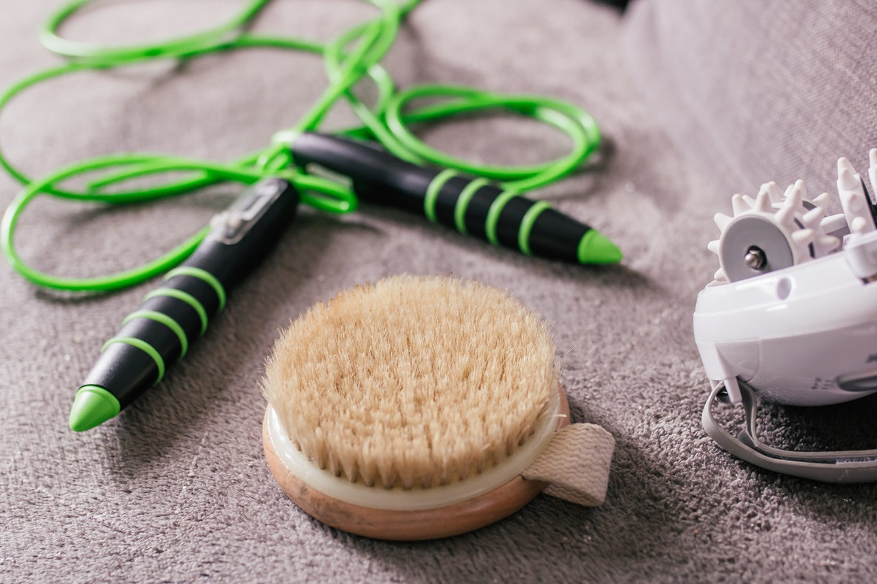 Jak pozbyć się cellulitu - masaż