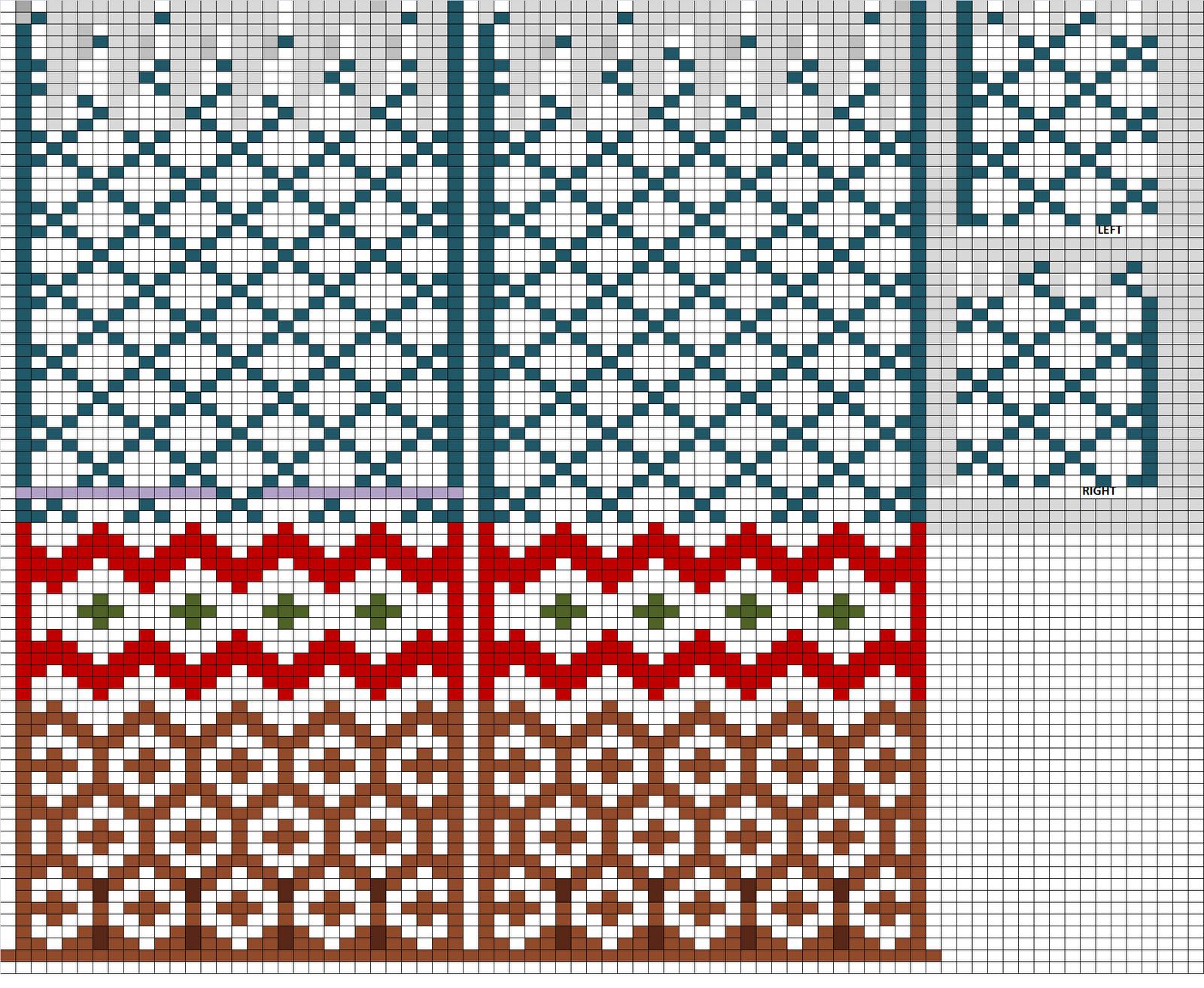 Knitting With Karma: Original Garment Patterns