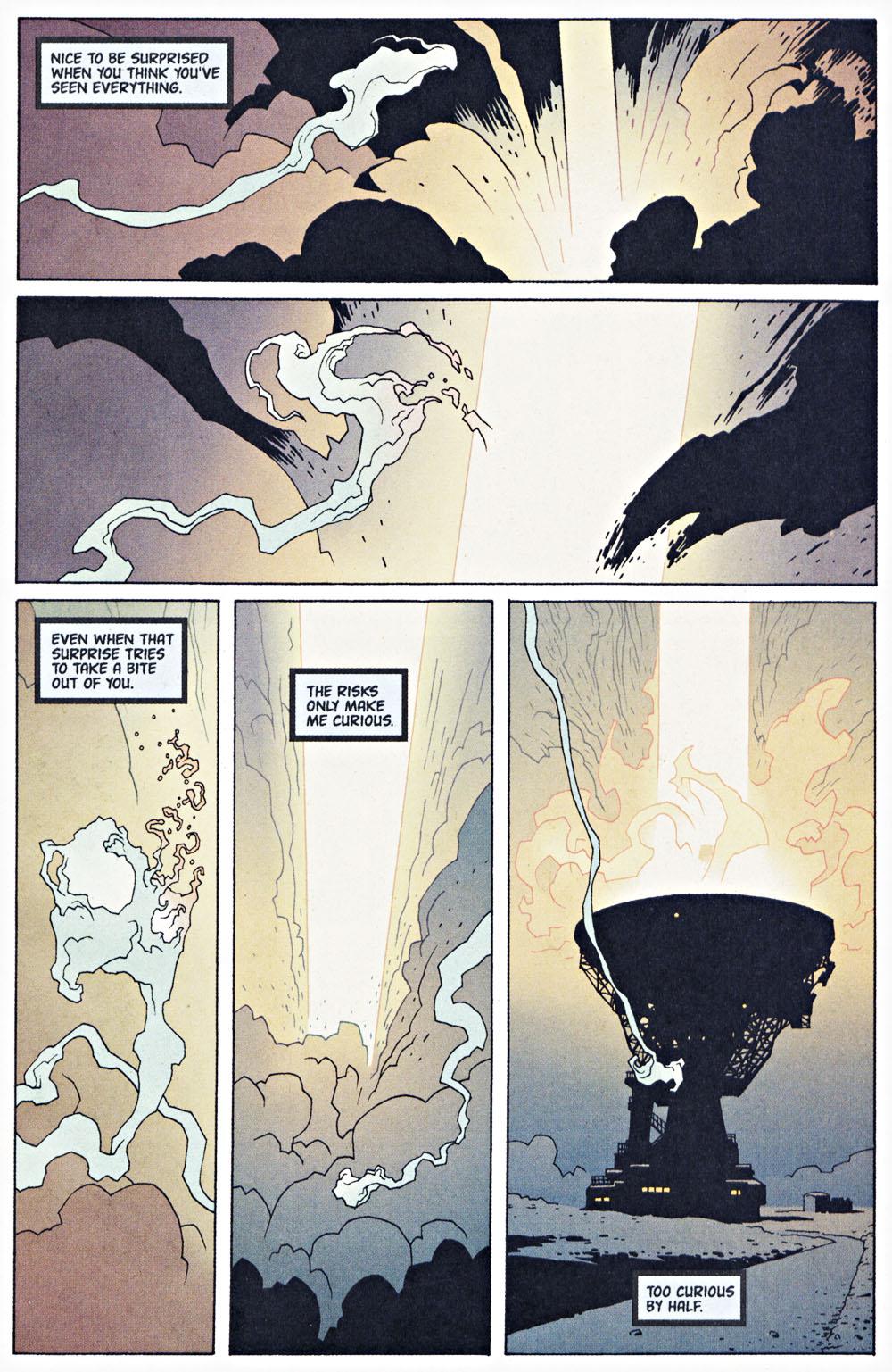 Read online Hellboy: Weird Tales comic -  Issue #7 - 21