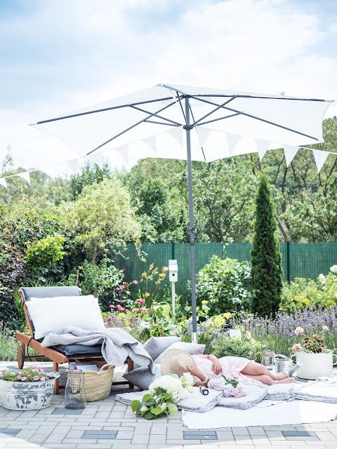 Relax na terase {v spolupráci s Jysk}