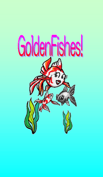 Golden Fishes !