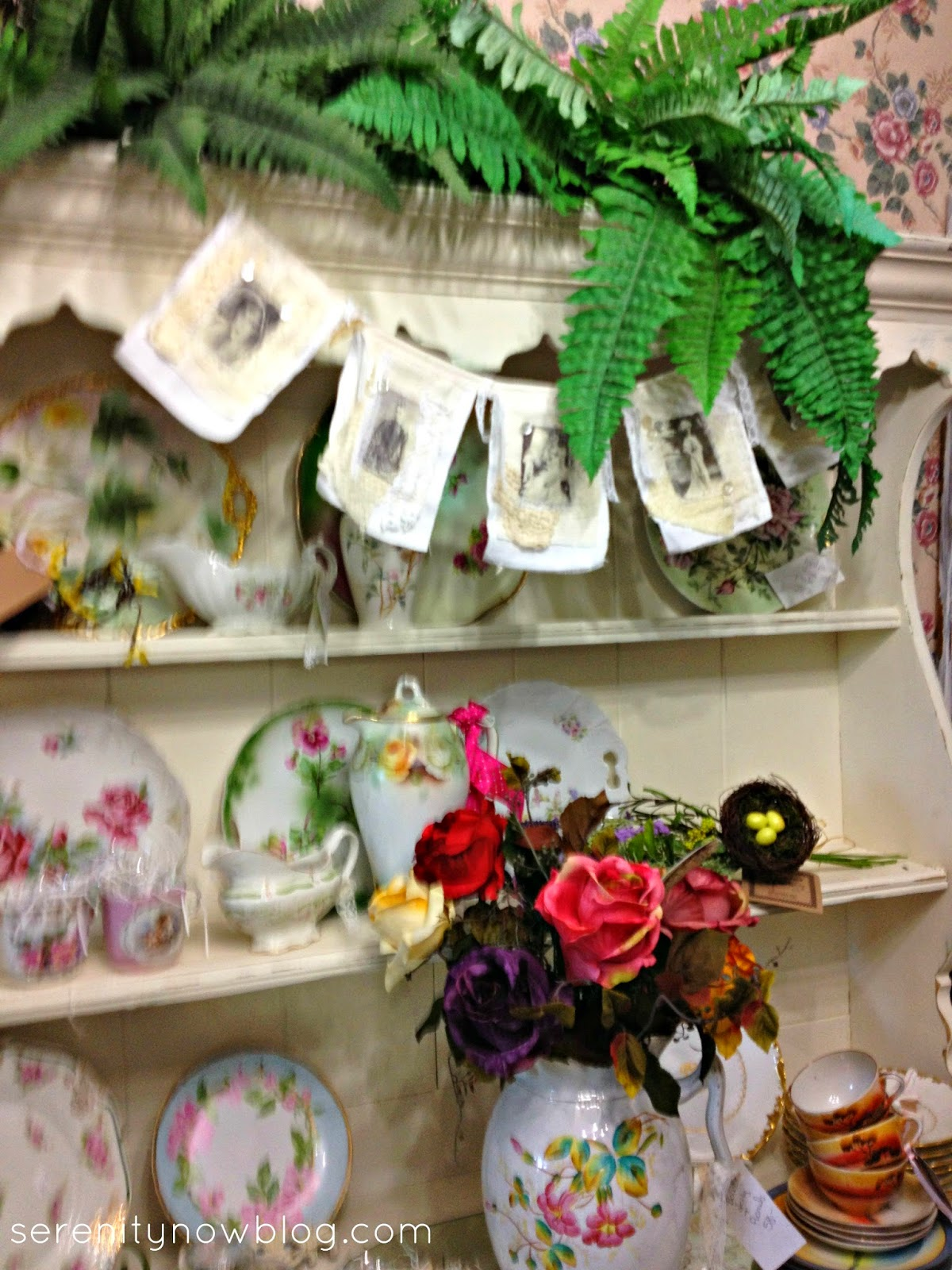 Snow Creek Farm {Farmhouse Boutique Show in Virginia}, from Serenity Now