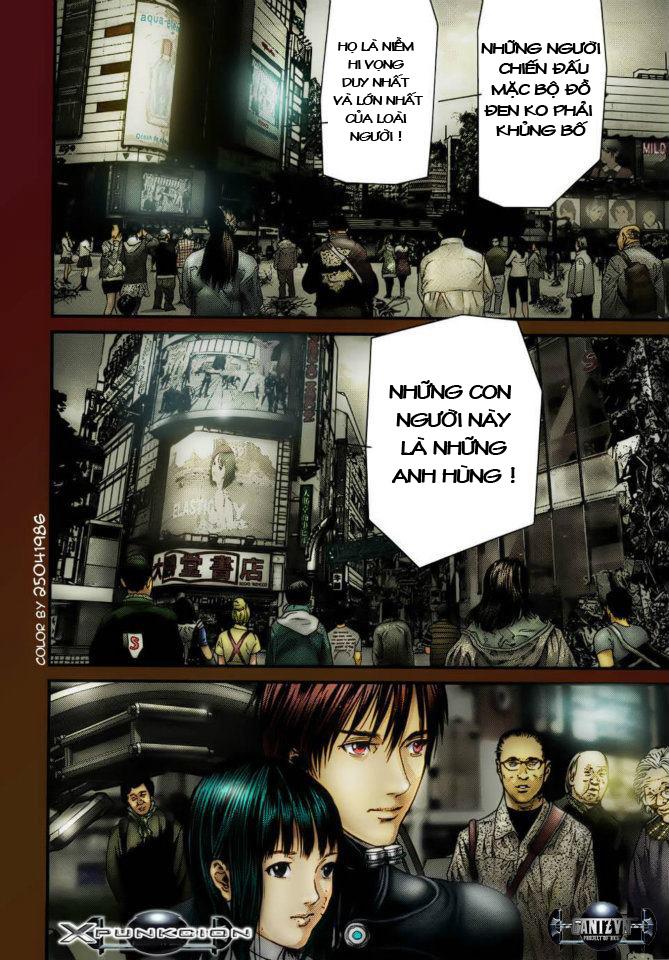 Gantz chap 367 trang 12