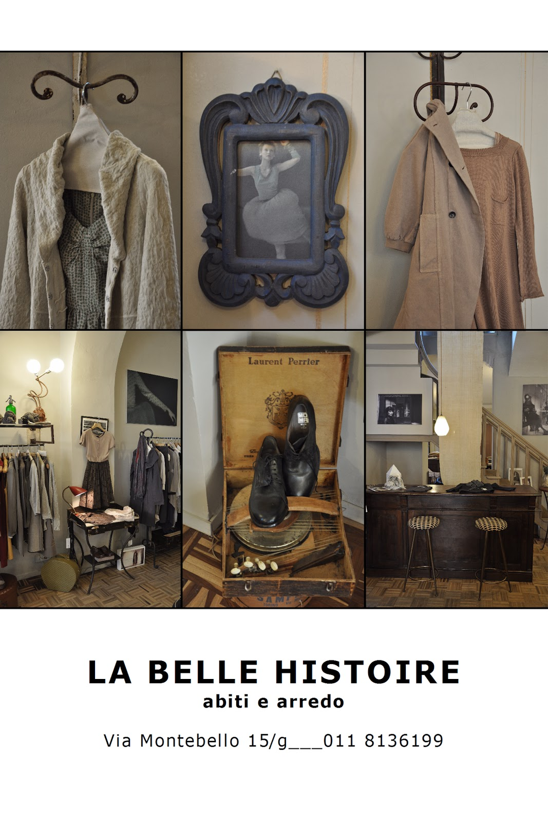 torino for you la belle histoire shopping moda. Black Bedroom Furniture Sets. Home Design Ideas
