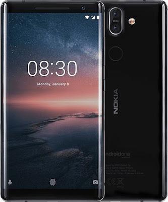 Nokia  8 Sirocco bd