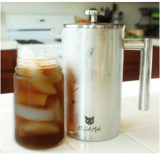 How to Make Iced Coffee Fast