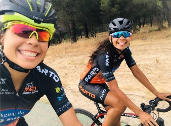 El Farto - Aguas do Paraño femenino correrá contra las mejores del mundo en las clásicas UCI de Navarra y Durango - Durango