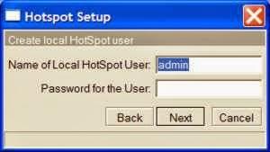 hotspot step 9 Cara Setting Hotspot MikroTik