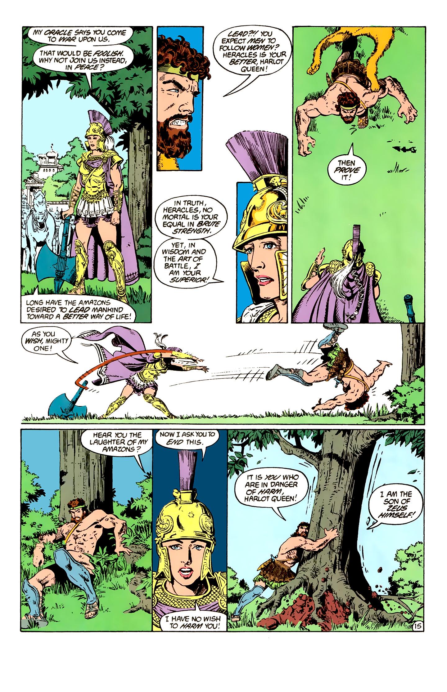 Read online Wonder Woman (1987) comic -  Issue #1 - 17