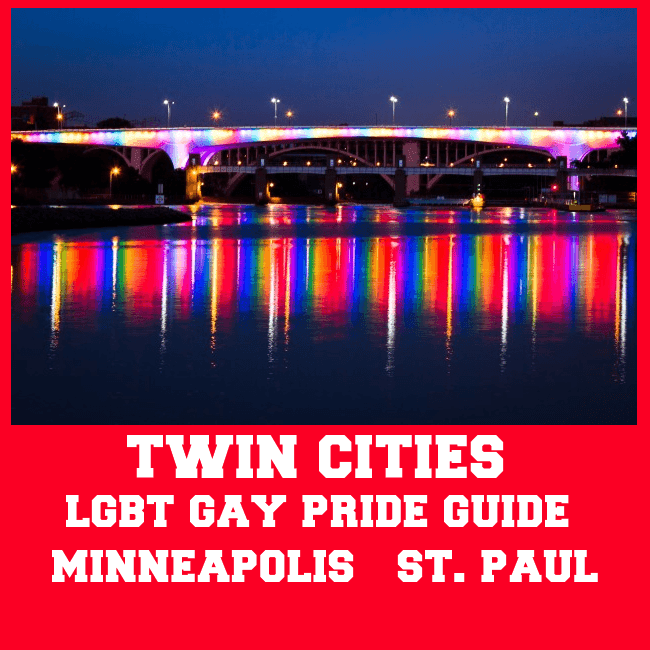 Twin Cities Gay Pride Guide 2014