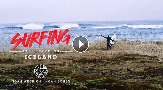 Surfing is Everything Iceland