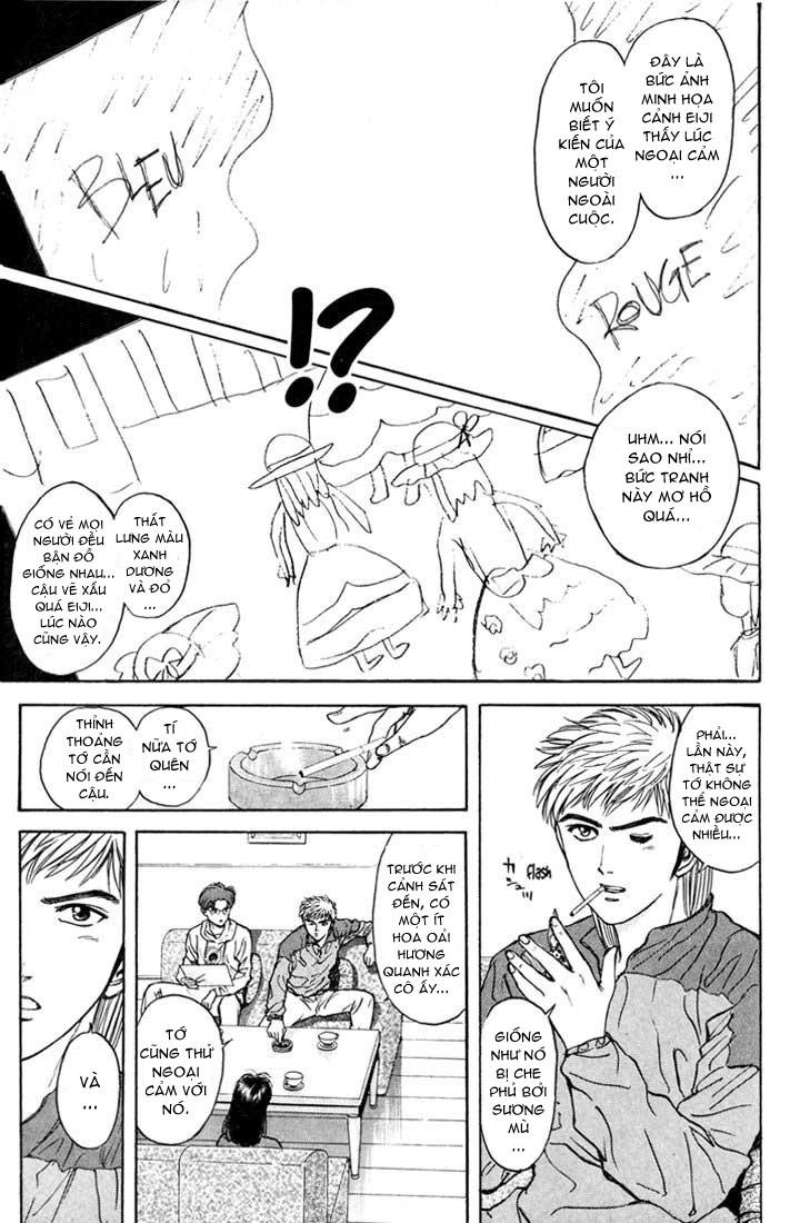 Psychometrer Eiji chapter 30 trang 10