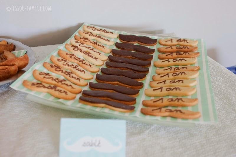 biscuits personnalises au chocolat
