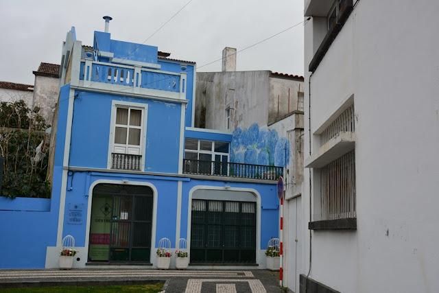 Ponta Delgada blue