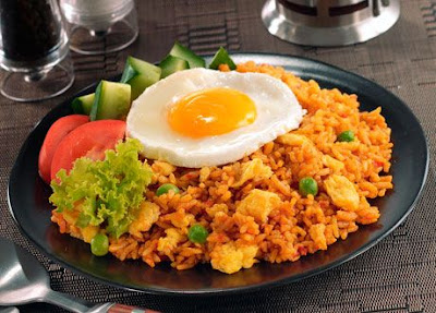 Nasi Goreng Kampung Simple