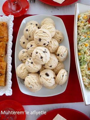 dondurma kaşığı kurabiyesi