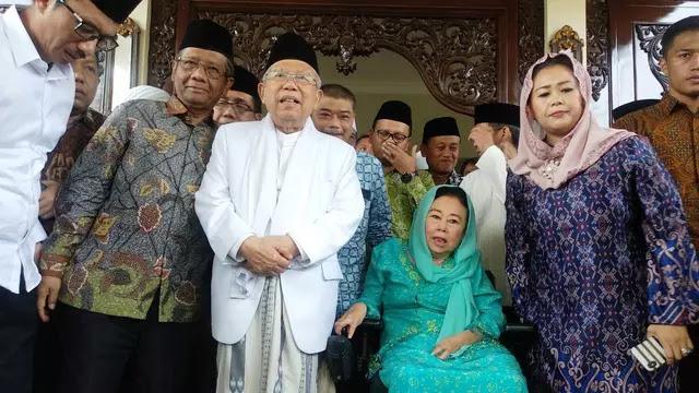 Ini Alasan Yenny Wahid Bawa Kader Gus Dur Dukung Jokowi