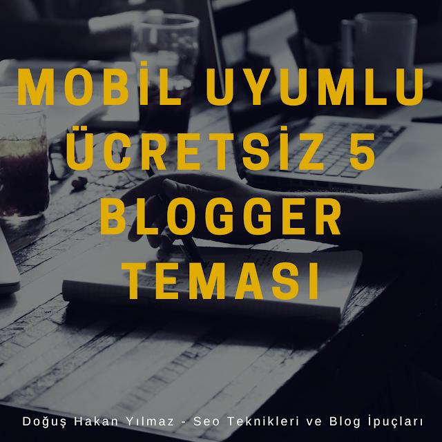 seo-dostu-hızlı-blogger-temaları